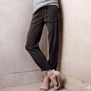 Hei Hei || Draped Drawstring Pants